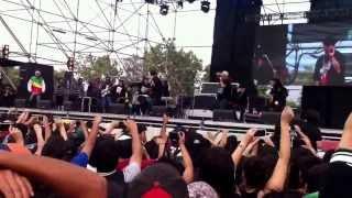 Tiro de Gracia - Chupacabras (Frontera Festival 2013)