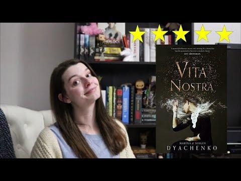 Vita Nostra | Spoiler Free Book Review | Bre's Books