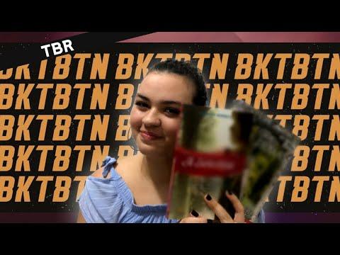 MINHA TBR MLI 2020 | O que vou ler na Booktubatona | Vivendo Mil Vidas