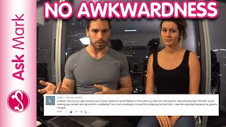 How To Avoid Awkwardness When You've Been Rejected – Ask Mark #55 Ft. Jermia