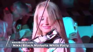 """Violina """"Infinity"""" Live at Nikki Beach, Marbella 2009"""