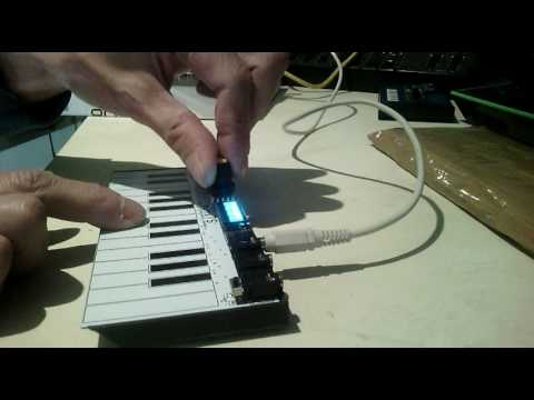 DIY a Tiny Single-PCB Synthesizer   Open Electronics