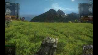 World of Tanks - Physics Preview T-46