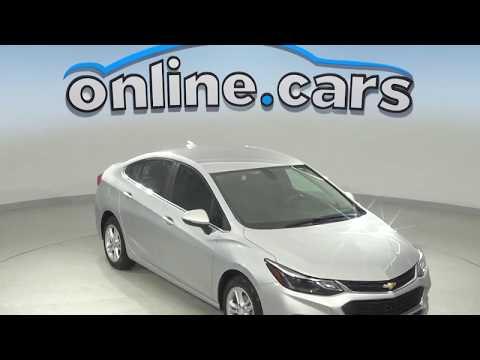 Pre Owned 2017 Chevrolet Cruze Lt 4d Sedan In Cincinnati A99925tr