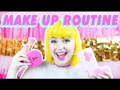 ♡ DAILY MAKEUP ROUTINE 2016 ♡