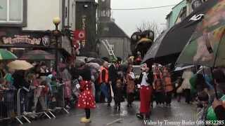 preview picture of video 'Kilkenny St Patrick's day Parade 2012'