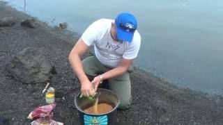 Летняя рыбалка на реке амур