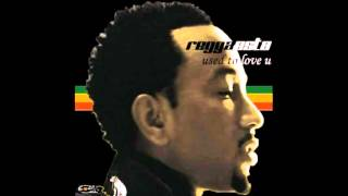 John Legend - Used To Love U (reggae version by Reggaesta)