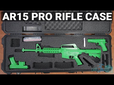 AR15 Pro Rifle Case - Featured Youtube Video