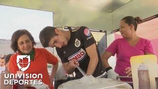 Las marquesitas de Brizuela y los helados de Zaldivar, las horas extras de los futbolistas de las Ch