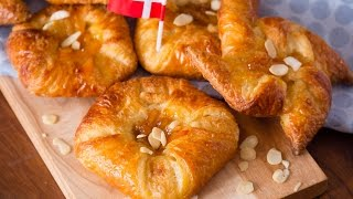 [Eng Sub]Nordic Series-Danish Puff Pastry丹麦酥皮面包【曼食慢语】北欧篇