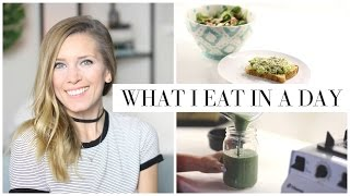 What I Eat In A Day | Clean Eating Meals | Holistic Health