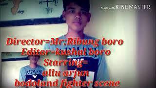 Allu Arjun Bodoland Fighter New Video