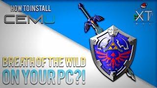 zelda breath of the wild pc full setup guide - TH-Clip