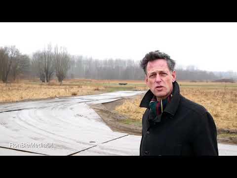 Broekpolder: proef met nieuwe schone grond