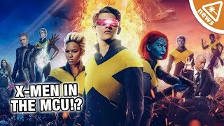 Kevin Feige Hints at the X-Men & Fantastic Four's MCU Debut! (Nerdist News w/ Jessica Chobot)