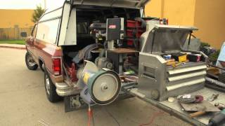 2012 IHCS (Brad Dirickson): A Safe Way To Lift An Anvil Out Of Your Rig
