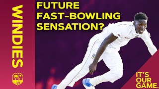 Future Fast-Bowling Sensation? | Best of Chemar Holder So Far! | Windies