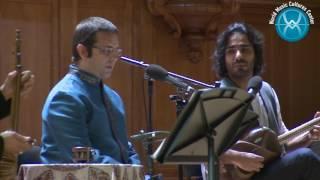 "1 - Hosein Nourshargh & Ali Ghamsari. ""Rouyesh"". Moscow, 2016, part 1"