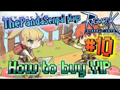 Ragnarok M Eternal Love - How to buy Premium (VIP) - Part 10