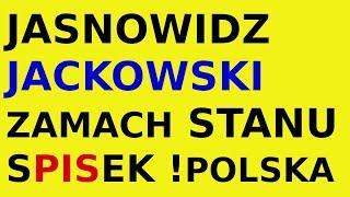 Jasnowidz Jackowski to czeka Polskę przepowiednia ! już wkrótce !