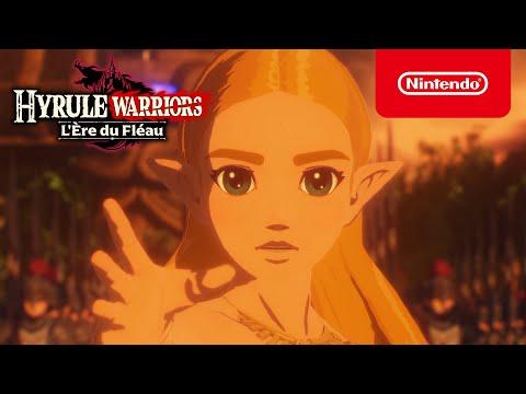 Trailer de lancement de Hyrule Warriors : L'Ère du Fléau