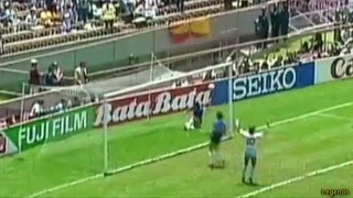 Best of Legend Diego Maradona (Hand of god, best solo action)