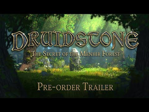 Druidstone: The Secret of the Menhir Forest - Pre-order Trailer thumbnail
