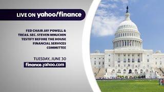 WATCH: Fed Chair Powell and Secretary of Treasury Mnuchin testify before the House