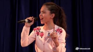Мария Годорожа (Молдова). Полуфинал Детской Новой Волны 2017 (№ 78)