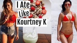 Trying Kourtney Kardashians Diet 2018 Gluten Free, Dairy Free!