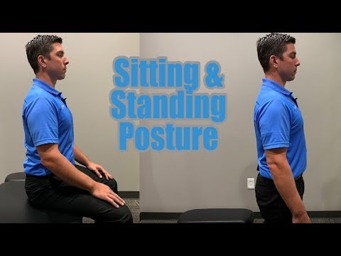 Sitting and Standing Posture