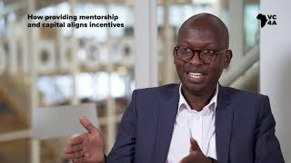 How providing mentorship and capital aligns incentives