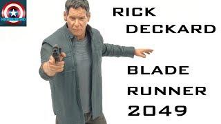 """NECA 7"""" Rick Deckard Blade Runner 2049 Review"""
