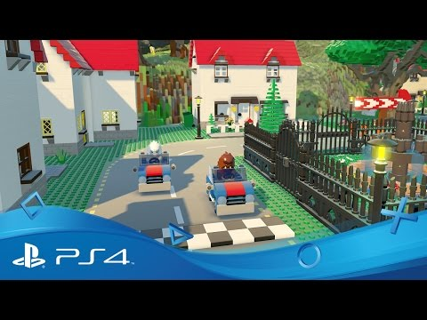 Видео № 0 из игры LEGO Worlds [PS4]