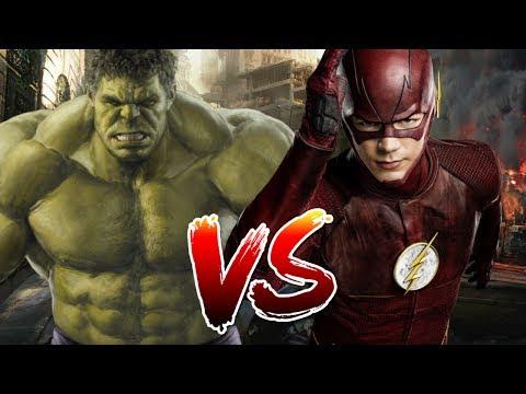Download Hulk VS Flash | Who Wins? HD Mp4 3GP Video and MP3