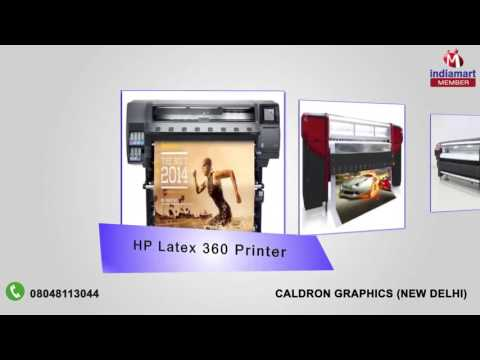 Corporate Video of Caldron Graphics, Okhla Industrial Area