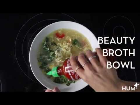 Download Beauty Broth Bowl Recipe With Soupure HD Mp4 3GP Video and MP3