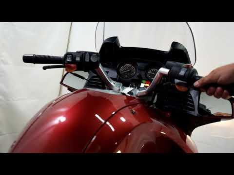 2002 BMW R1150RT in Eden Prairie, Minnesota - Video 1