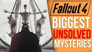 [Fallout 4] 5 Unsolved Mysteries