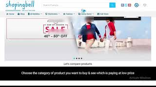 Best comparison shopping sites India