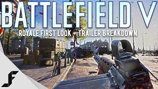 Battlefield 5 Battle Royale First Look + Trailer Breakdown