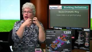 Autism Jargon: Socio-Dramatic Play