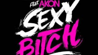 David Guetta feat Akon  Sexy Bitch (Henry Blank Remix)