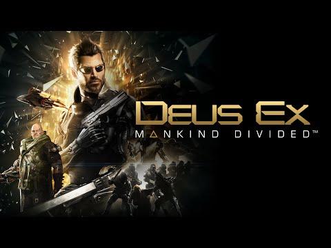Deus Ex  Mankind Divided XEON E5 2640 + GTX 970 ( Ultra Graphics ) ТЕСТ