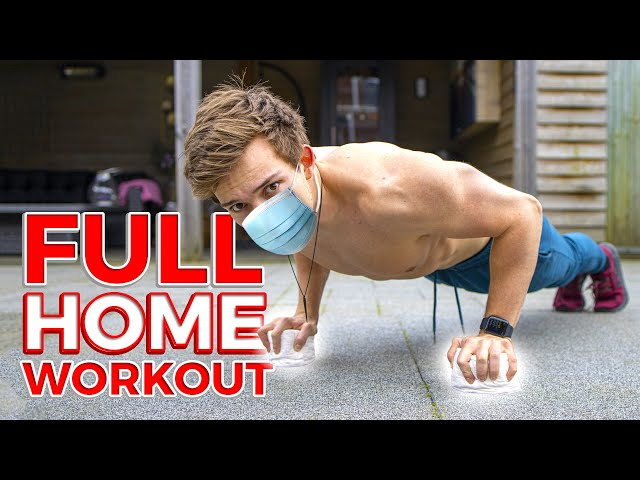 How To Start Calisthenics at HOME! | Full Home Workout (NO Equipment Needed!)