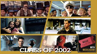What's the Best Movie of 2002? | Movie Hall of Fame
