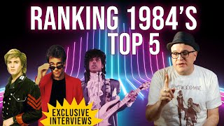 What Were The Top 5 Songs from 1984 Based on All-Time Performance? | Professor of Rock