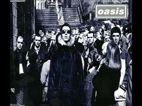 Oasis D You Know What I Mean (CD Single Track 1)