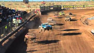 <b>Lucas Oil Off Road Racing</b>  2012  Round 1  Pro 2 Highlights